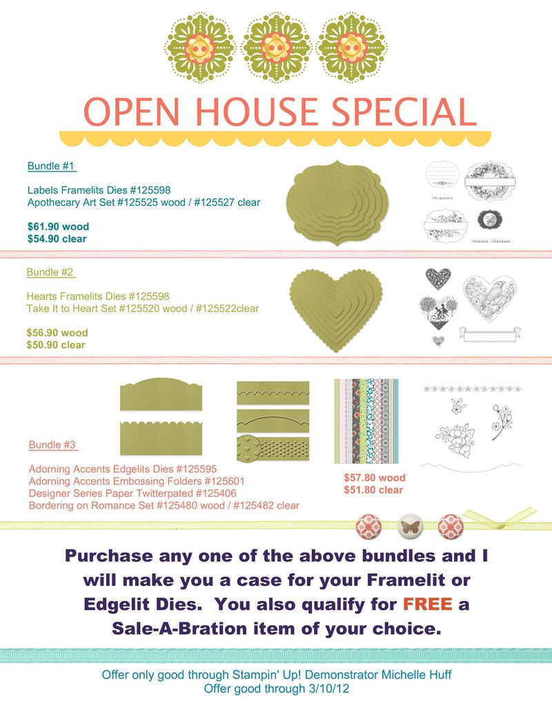 Open House Special 2-12-001
