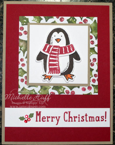 make your own christmas cards class michelles virtual stamp studio - Virtual Christmas Cards